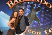 foto/IPP/Gioia Botteghi 21/03/2012 Roma, presentazione del nuovo Ballando con te, nella foto: Raimondo Todaro ed Ester Condorelli