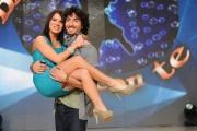 foto/IPP/Gioia Botteghi 21/03/2012 Roma, presentazione del nuovo Ballando con te, nella foto: Samuel Peron e Claudia Pia Mottolese