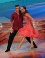 foto/IPP/Gioia Botteghi 24/03/2012 Roma, prima puntata di Ballando con te, nella foto: Bobo Vieri e Natalia Titova