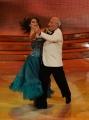 foto/IPP/Gioia Botteghi 24/03/2012 Roma, prima puntata di Ballando con te, nella foto: Franco Sperati e Vicky Martin