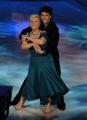 foto/IPP/Gioia Botteghi 24/03/2012 Roma, prima puntata di Ballando con te, nella foto: Maria Pia Mancini e Simone Di Pasquale