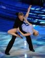 foto/IPP/Gioia Botteghi 24/03/2012 Roma, prima puntata di Ballando con te, nella foto: Kaspar Capparoni e Yulia Musikhina