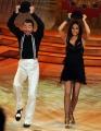 foto/IPP/Gioia Botteghi 24/03/2012 Roma, prima puntata di Ballando con te, nella foto: Anna Tatangelo e Stefano Di Filippo