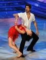 foto/IPP/Gioia Botteghi 24/03/2012 Roma, prima puntata di Ballando con te, nella foto: Bruno Cabrerizo e Ekaterina Vaganova