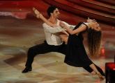foto/IPP/Gioia Botteghi 24/03/2012 Roma, prima puntata di Ballando con te, nella foto: Ester Condorelli e Raimondo Todaro