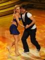 foto/IPP/Gioia Botteghi 24/03/2012 Roma, prima puntata di Ballando con te, nella foto: Simone Biagi e Annalisa Longo