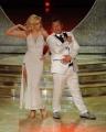 foto/IPP/Gioia Botteghi 24/03/2012 Roma, prima puntata di Ballando con te, nella foto: Paolo Belli, Ria Antoniou