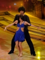 foto/IPP/Gioia Botteghi 24/03/2012 Roma, prima puntata di Ballando con te, nella foto: Claudia Pia Mottolese e Samuel Peron