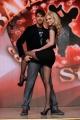 foto/IPP/Gioia Botteghi 04/01/2012 Roma, Presentazione dell'ottava edizione di Ballando con le stelle, nella foto: Ria Antoniu e Raimondo Todaro