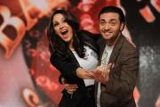 foto/IPP/Gioia Botteghi 04/01/2012 Roma, Presentazione dell'ottava edizione di Ballando con le stelle, nella foto: Anna Tatangelo con Stefano Di Filippo