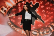 foto/IPP/Gioia Botteghi 04/01/2012 Roma, Presentazione dell'ottava edizione di Ballando con le stelle, nella foto: Anna Tatangelo