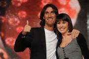 foto/IPP/Gioia Botteghi 04/01/2012 Roma, Presentazione dell'ottava edizione di Ballando con le stelle, nella foto: Marco Del Vecchio e Sara Di Vaira