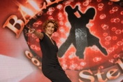 foto/IPP/Gioia Botteghi 04/01/2012 Roma, Presentazione dell'ottava edizione di Ballando con le stelle, nella foto: Lucrezia Lante della Rovere
