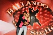 foto/IPP/Gioia Botteghi 04/01/2012 Roma, Presentazione dell'ottava edizione di Ballando con le stelle, nella foto: Gil Andres con Anastasia Kuzmina
