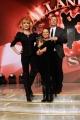 foto/IPP/Gioia Botteghi 04/01/2012 Roma, Presentazione dell'ottava edizione di Ballando con le stelle, nella foto: Milly Carlucci e Paolo Belli ed il presidente della giuria Carolin Smith