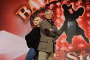 foto/IPP/Gioia Botteghi 04/01/2012 Roma, Presentazione dell'ottava edizione di Ballando con le stelle, nella foto: Gianni Rivera