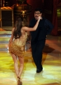 foto/IPP/Gioia Botteghi 07/01/2012 Roma, Prima punta di BALLANDO CON LE STELLE, nella foto: Stefono Campagna e Natalia Maidiuk