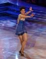 foto/IPP/Gioia Botteghi 07/01/2012 Roma, Prima punta di BALLANDO CON LE STELLE, nella foto: Claudia Andreatti