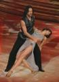 foto/IPP/Gioia Botteghi 07/01/2012 Roma, Prima punta di BALLANDO CON LE STELLE, nella foto: Sergio Assisi e Ekaterina Vaganova