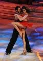 foto/IPP/Gioia Botteghi 07/01/2012 Roma, Prima punta di BALLANDO CON LE STELLE, nella foto: Ariadna Romero e Mirko Sciolan