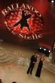 foto/IPP/Gioia Botteghi 07/01/2012 Roma, Prima punta di BALLANDO CON LE STELLE, nella foto: Milly Carlucci e Oscar Pistorius