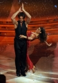 foto/IPP/Gioia Botteghi 07/01/2012 Roma, Prima punta di BALLANDO CON LE STELLE, nella foto: Alex Belli e Samanta Togni