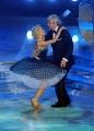 foto/IPP/Gioia Botteghi 07/01/2012 Roma, Prima punta di BALLANDO CON LE STELLE, nella foto: Gianni Rivera e Yulia Musikhina
