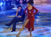 foto/IPP/Gioia Botteghi 21/01/2012 Roma, terza puntata di Ballando con le stelle, nella foto: Claudia Andreatti e Samuel Peron
