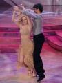 foto/IPP/Gioia Botteghi 21/01/2012 Roma, terza puntata di Ballando con le stelle, nella foto: Ria Antoniu e Raimondo Todaro