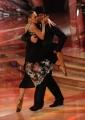 foto/IPP/Gioia Botteghi 21/01/2012 Roma, terza puntata di Ballando con le stelle, nella foto: Bobo Vieri e Natalia Titova