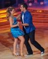 foto/IPP/Gioia Botteghi 21/01/2012 Roma, terza puntata di Ballando con le stelle, nella foto: Laura Esquivel e Ferdinando Iannacone