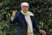 foto/IPP/Gioia Botteghi Roma, 12 aprile 2012. Rai, presentazione del David di Donatello, nella foto Ginluigi Rondi