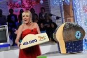 Foto/Gioia Botteghi 06/01/2013 Roma La prova del cuoco lotteria serata finale, nella foto: Antonella Clerici