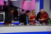 Foto/Gioia Botteghi 06/01/2013 Roma La prova del cuoco lotteria serata finale, nella foto:    Bobby Solo Little Tony