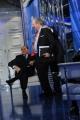 Foto/IPP/Gioia Botteghi 09/01/2013 Roma Berlusconi a porta a porta anche Mannheimer