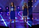 Foto/Gioia Botteghi 19/01/2013 Roma  trasmissione rai I MIGLIORI ANNI, nella foto: Paola e Chiara