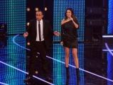 Foto/Gioia Botteghi 19/01/2013 Roma  trasmissione rai I MIGLIORI ANNI, nella foto: Mietta con Carlo Conti