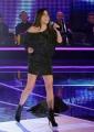 Foto/Gioia Botteghi 19/01/2013 Roma  trasmissione rai I MIGLIORI ANNI, nella foto: Mietta