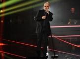 Foto/Gioia Botteghi 19/01/2013 Roma  trasmissione rai I MIGLIORI ANNI, nella foto: Enrico Ruggeri
