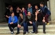 Foto/Gioia Botteghi 20/01/2013 Roma Presentazione ad uno mattina dei giovani di San Remo ( manca Paolo Simoni)
