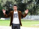Foto/Gioia Botteghi 22/01/2013 Roma Presentazione della fiction di mediaset IL CLAN DEI CAMORRISTI, nella foto: Giuseppe Zeno