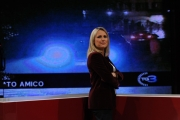 Foto/Gioia Botteghi 23/01/2013 Roma trasmissione di rai3 Chi l'ha visto con Federica Sciarelli