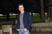 Foto/Gioia Botteghi 05/02/2013 Roma visita sul set de UNA MAMMA IMPERFETTA, 25 episodi da 8 minuti in onda su raidue ad aprile, nella foto Luciano Scarpa