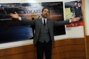 Foto/Gioia Botteghi 07/02/2013 Roma Presentazione della fiction di raiuno Volare, nella foto:  Giuseppe Fiorello