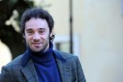 Foto/Gioia Botteghi 19/02/2013 Roma presentazione della fiction di raiuno, CHE DIO CI AIUTI 2, nella foto:  Ludovico Fremont