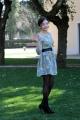 Foto/Gioia Botteghi 19/02/2013 Roma presentazione della fiction di raiuno, CHE DIO CI AIUTI 2, nella foto:  Laura Glavan