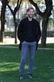 Foto/Gioia Botteghi 19/02/2013 Roma presentazione della fiction di raiuno, CHE DIO CI AIUTI 2, nella foto: Alessandro Borghi
