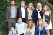 Foto/Gioia Botteghi 01/03/2013 Roma presentazione della Fiction UN MEDICO IN FAMIGLIA 8, nella foto :  Famiglia al completo