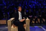 Foto/Gioia Botteghi 05/03/2013 Roma Matteo Renzi ospite di Giovanni Floris nella trasmissione Ballarò