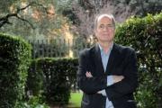 Foto/Gioia Botteghi 08/03/2013 Roma presentazione della fiction di raiuno Trilussa, nella foto il regista Lodovico Gasparini